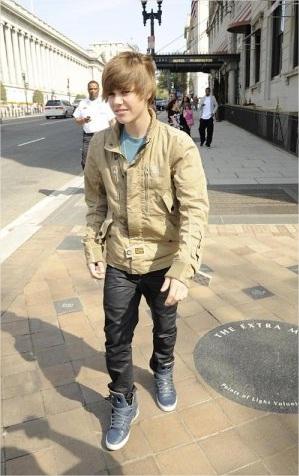 www.modacalle.com - zapatillas Justin Bieber