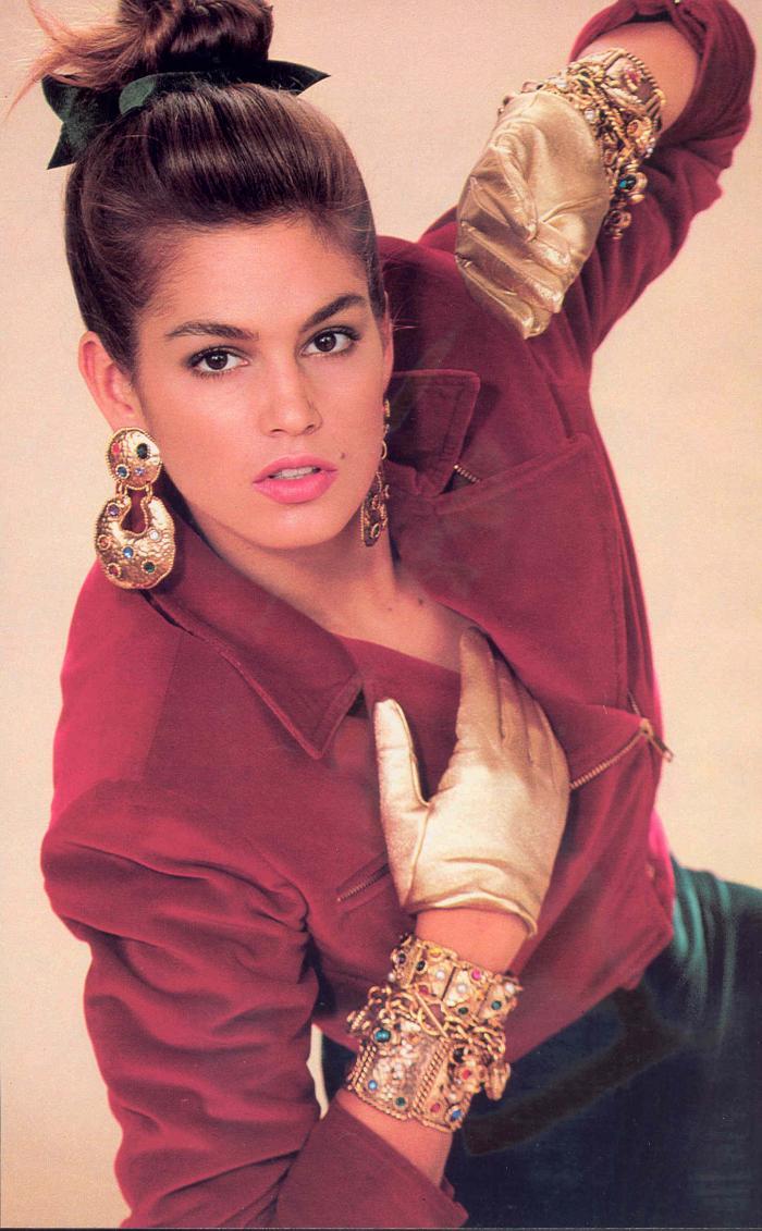 La Moda En Los 80s